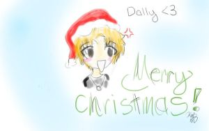 Merry Christmas- 2011 by SasukeUchihable