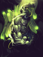 Incredible Hulk Smudgie by Beastbomb