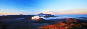 Mount Bromo by madestyaharsa