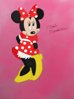Minnie Mouse by mlpdisney