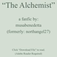 The Alchemist - Chapter 1 by SamanthaLenore