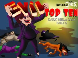 NChick: 10 Evilest by FablePaint