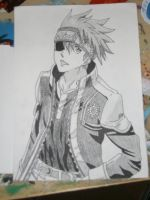 D.Gray-Man-Lavi by BossHossBones