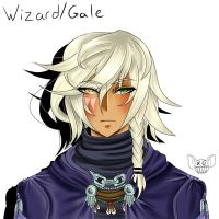 My fav Harvest Moon Wizard/Gale by ShadeHellsing