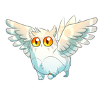 Flurry (Meowl Info in Desc.) by RiverSpirit456