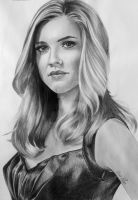 Sara Canning aka Jenna Sommers by Mim78