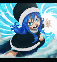 Juvia Lockser 394 by D-Prodi3y