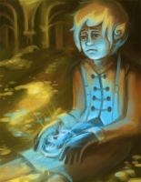 Bilbo Baggins by shinigami714