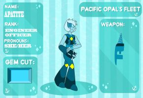 POF Application: Apatite by Abbadon771