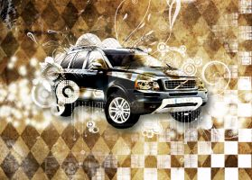 Volvo Xc90 by Cre8iveDsign