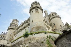 Chateau de Pierrefonds 02Stock by lokinststock
