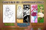 COMMISSION PRICES (Nov. 2014) by RY0USAKA1