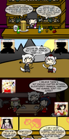 Maxamillion Jazzhands' DOUBLE Touhou Life by Spaztique