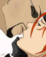 RxR - First Kiss by aronoded