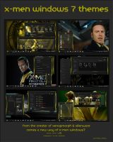 X-MEN  W7 themes by bbosa by bbosa
