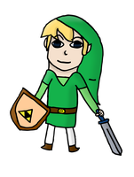 Link by water16dragon