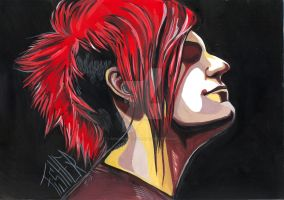 Celldweller again 20 minutes by AnastasiyaFisher
