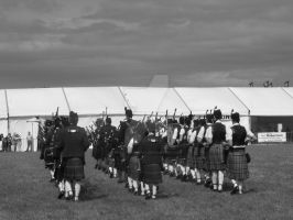 Scottish Band by PhotoPanda184