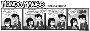 MM: Pronunciation by TheK40