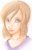 Portrait of the Protagonist by YumeDeli