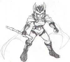 YJ2: Little Barda by Heckfire