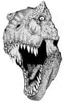 Rex Stippling by Bawarner