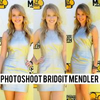 Photoshoot Bridgit Mendler by Maguibg