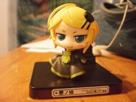 Rin Nendroid.. Thing xD by Tina-123