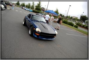 Datsun Fairlady by skyhigh90210