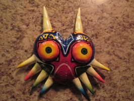 Majora's mask by blam13