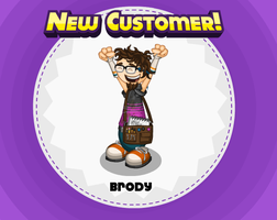 New customer Brody by hershey990