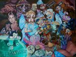 """""""Life In The Fast Lane"""" by davidmacdowell"""