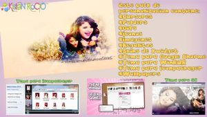 Pack de Personalizacion Selena Gomez by RoohEditions