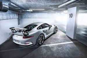 Porsche 911 GT3 RS - Shot 6 by AmericanMuscle