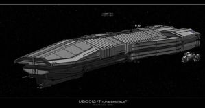 MBC-012 Thunderchild by Marrekie