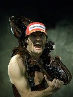 Mark Webber in Saw by LidiaForza
