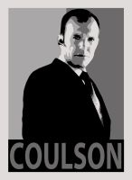 Agent Phil Coulson for President by TimeToDance93