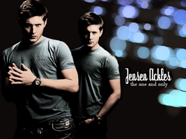 Jensen Ackles-The one and only by nazarienne