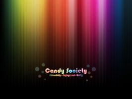Candy Society Wallpaper 3 by PrinceNuisance