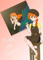 Misty's New Career by missmybcmiyuki