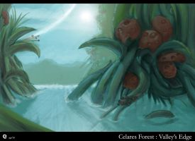 Concept : Celares Waterfall 1 by emikochan13