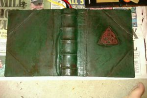 Book of Shadows WIP by Ulla-Andy