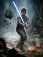 Dagobah Training by AlbyU