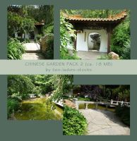 chinese garden pack 2 by two-ladies-stocks