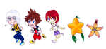 KH-Sticker Set by AnnaAelfara