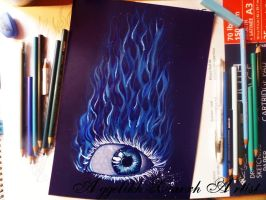 the first drawing of 2015 by aggelikhxiarxh