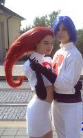 Team Rocket Cosplay 3 by seely-san