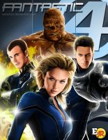 Fantastic Four by satoshi21