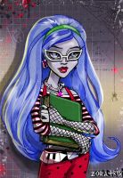 Ghoulia by Zoratrix