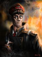 Team Fortress 2 - Medic by MaryDec